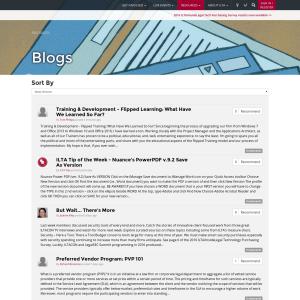 ILTA Blog
