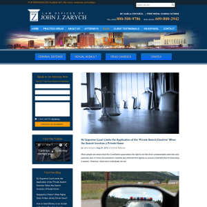 The New Jersey Criminal Defense Blog