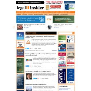 Legal IT Insider