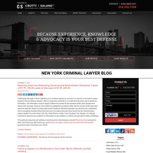 New York Criminal Lawyer Blog