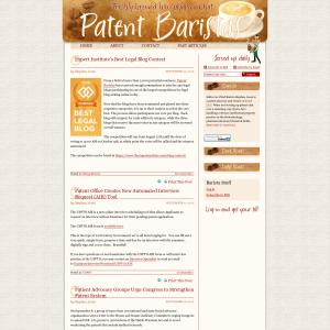 Patent Baristas