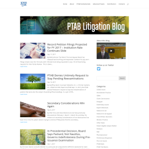 PTAB Litigation Blog