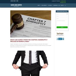 Philadelphia Bankruptcy Blog