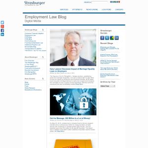 Employment Law Blog