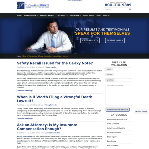 Louisville, KY Personal Injury Lawyer Blog
