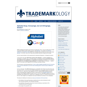 Trademarkology