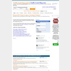 Traffic Court Pros Blog