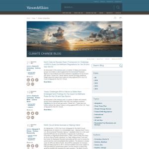 Climate Change Blog