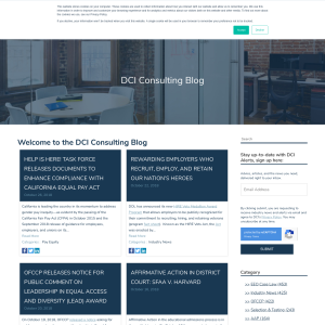 DCI Consulting Blog