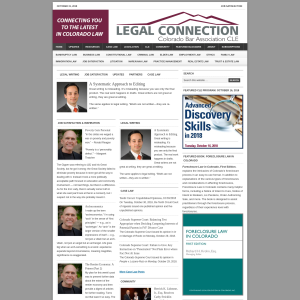 CBA CLE Legal Connection