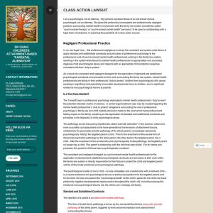 Dr. Craig Childress Blog