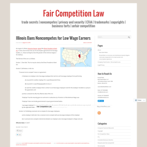 Fair Competition Law
