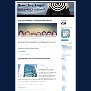 Grand Jury Target
