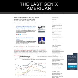 The Last Gen X American