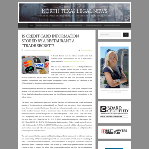 North Texas Legal News