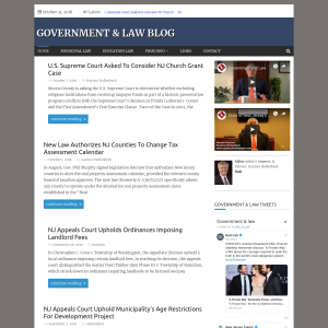 Government & Law Blog