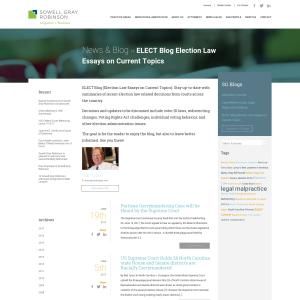 ELECT Blog