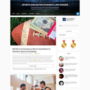 Sports and Entertainment Law Insider
