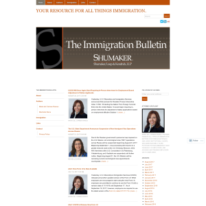 The Immigration Bulletin