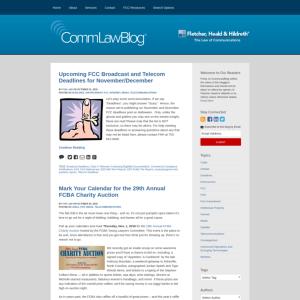 CommLawBlog