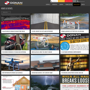 Donan | News & Events