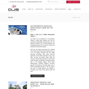 DJS Associates Blog