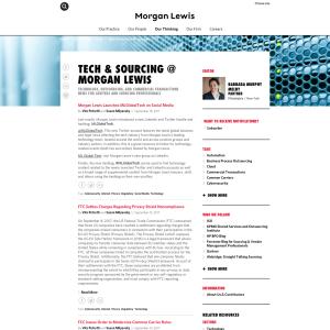 Tech & Sourcing