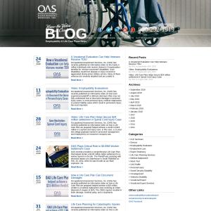 Life Care Planning Blog