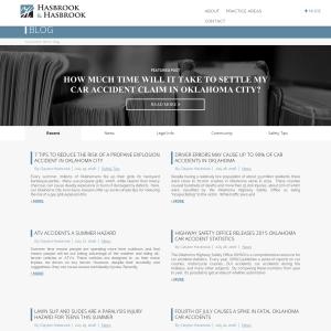 Hasbrook & Hasbrook Blog