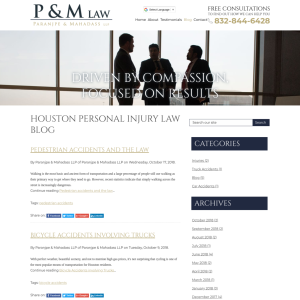 Houston Personal Injury Law Blog