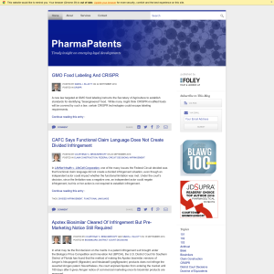PharmaPatents