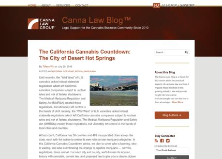 Canna Law Blog