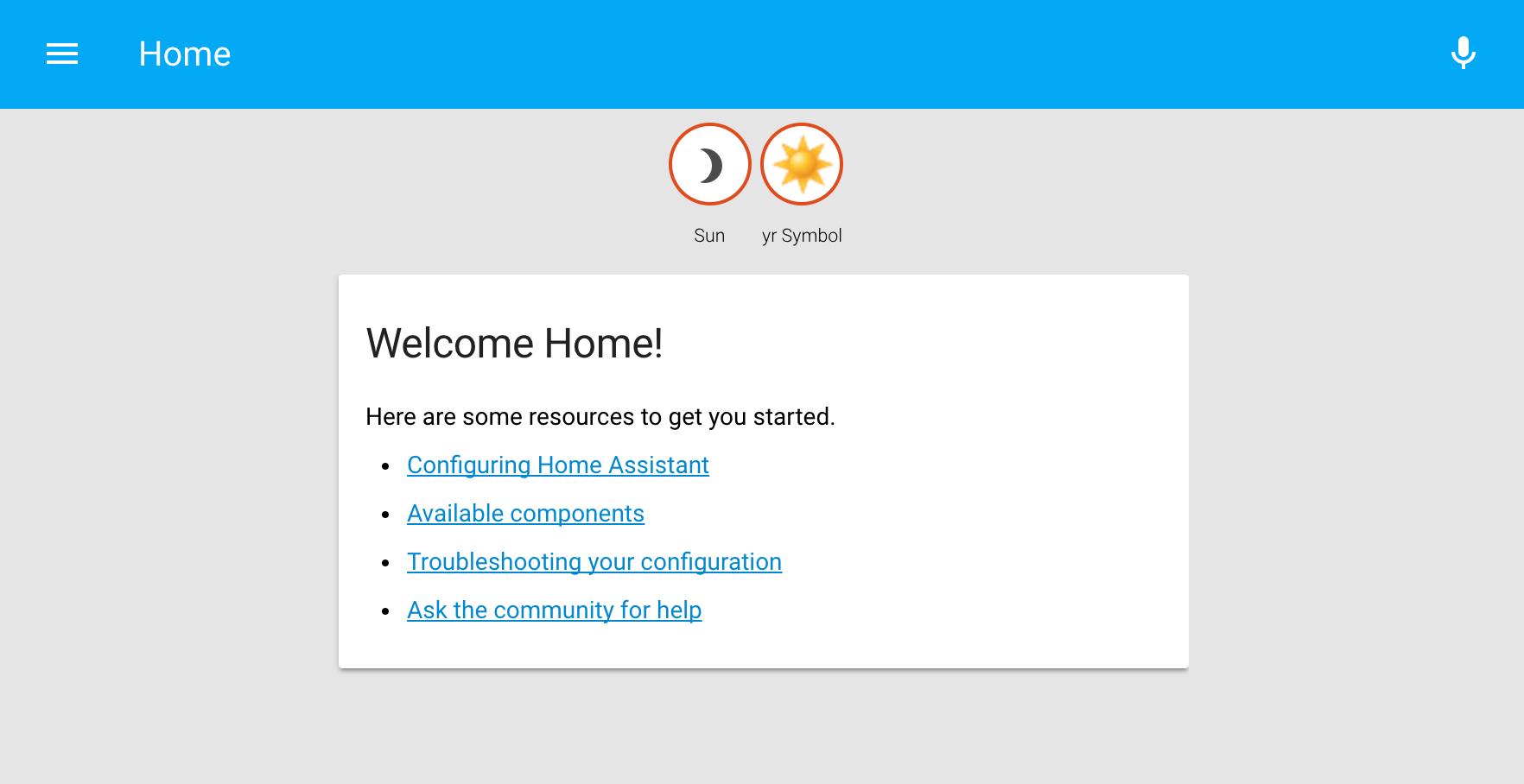 Homeassistant Run Command Line