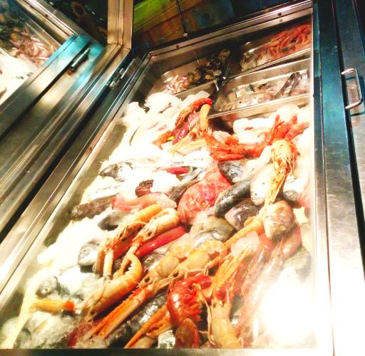 La Cambusa del Capitano ad Acitrezza: dove il pesce verace è di casa