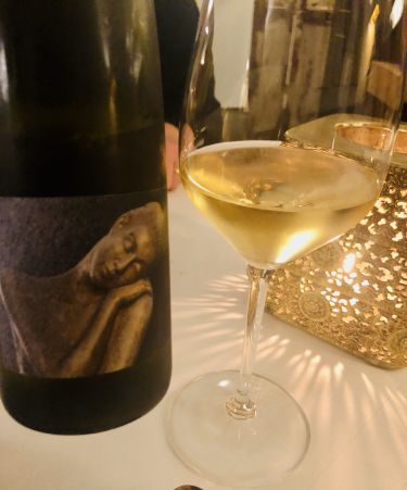 ristorante valentin a lindau - vino riesling klaus zimmerlich 2015