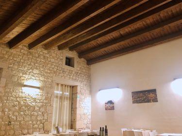 Taverna Migliore Modica - sala interna principale
