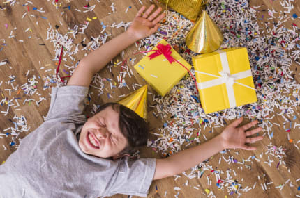 Good Party Entertainment Ideas For A Kids Party