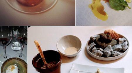 Exemple de présentation des plats du restaurant Le chapon fin Bordeaux.