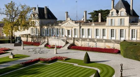 Château Beychevelle - Saint Julien - 5th Crus Classés in 1855