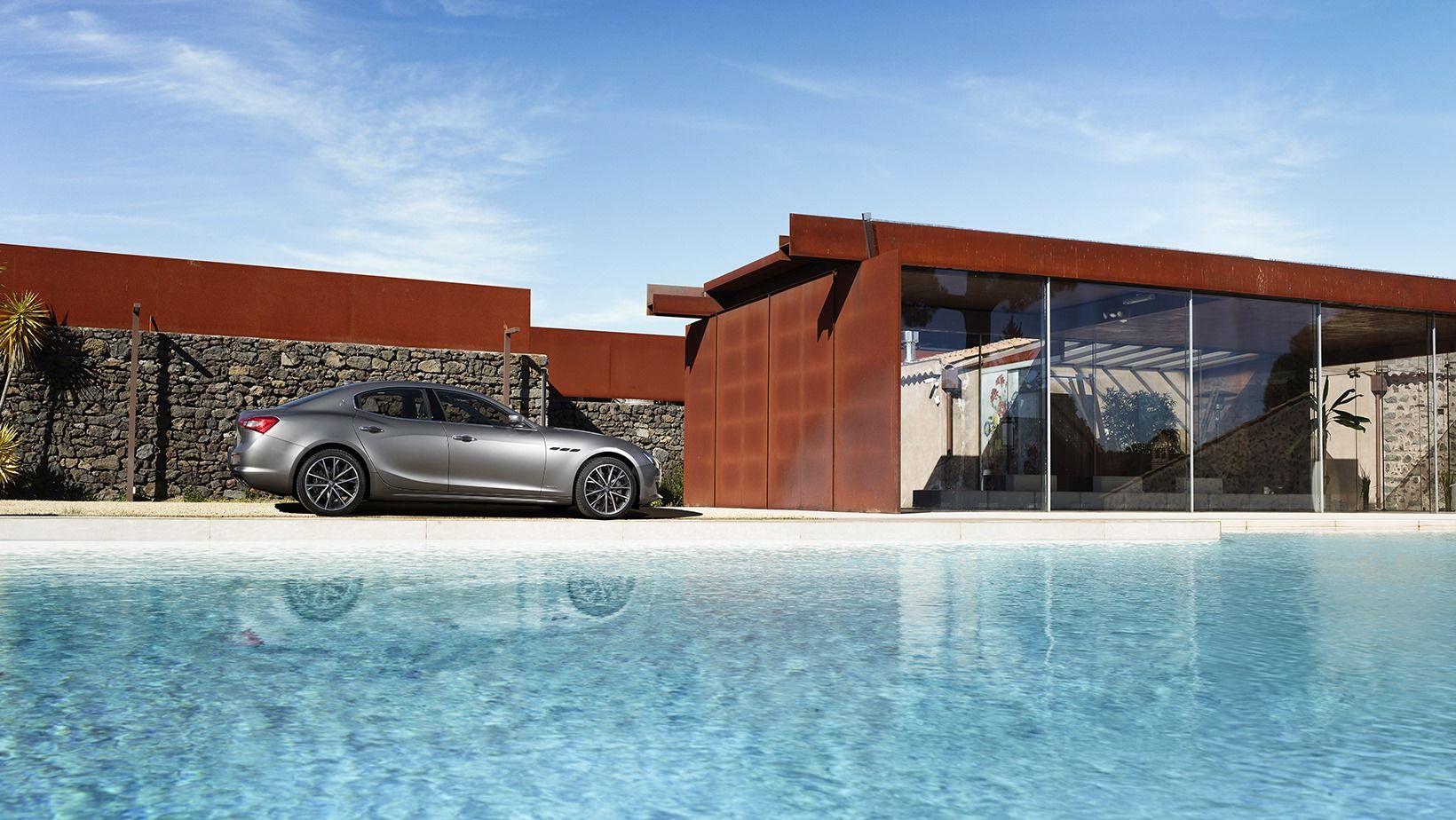 #MaseratiGourmetTour Le Vésinet