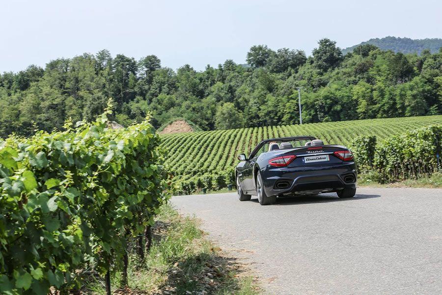 #MaseratiGourmetTour Bordeaux