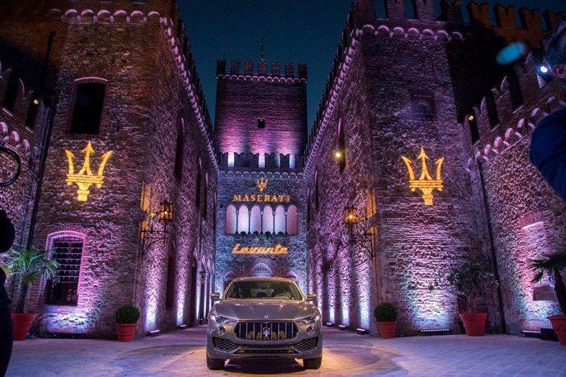 Une Journée en Maserati Levante