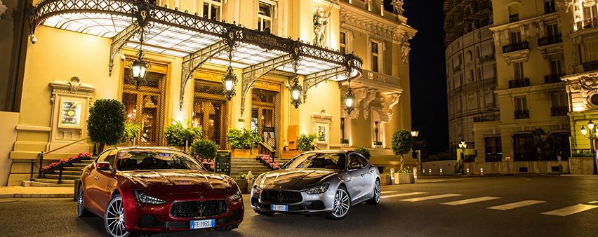 Maserati Gourmet Bordeaux By night @Chapon fin