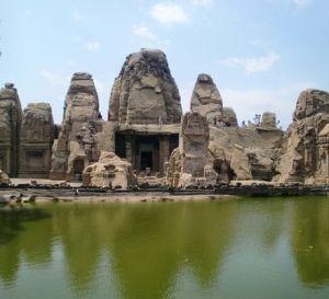 Temple & Piligrimage