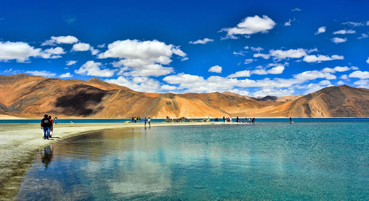 Pangong Lake In Hemis