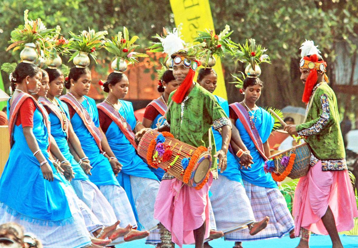 paika dance of jharkhand
