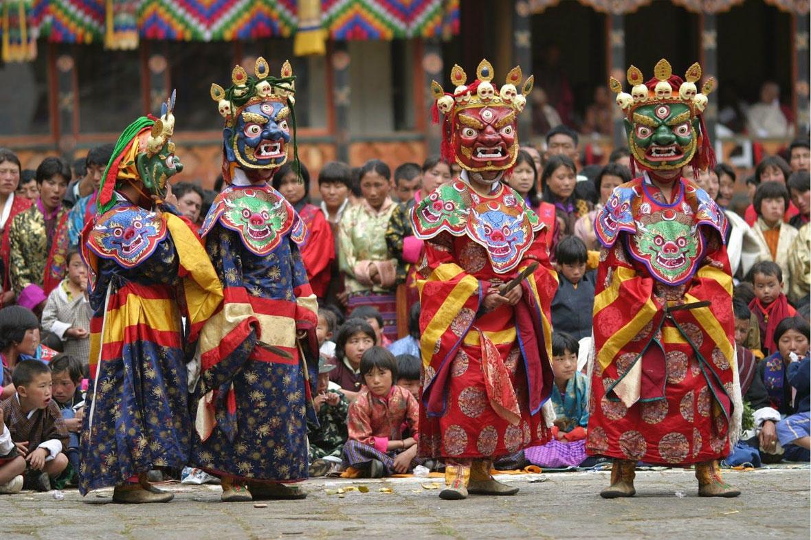 bardo chham dance of arunachal pradesh