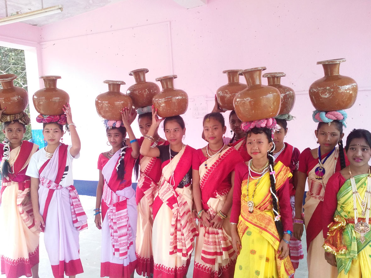 Jhijhiya Dance Bihar