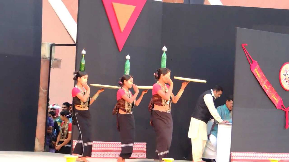 Hojagiri Dance of Tripura