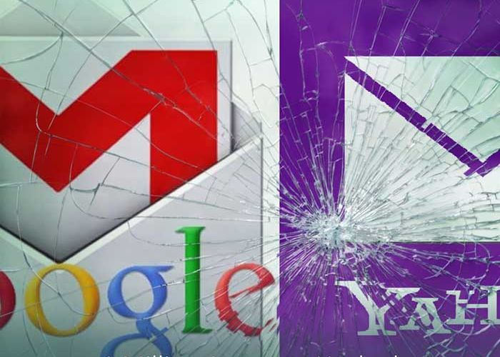 Decrypted 1 Million Gmail and Yahoo Passwords for Sale on Dark Web